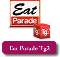 video eat parade tg2